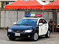 NCPD Police Car Parked in Front of ORDC 20121013a.jpg
