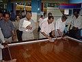 NCSM Dignitaries Visiting Dynamotion Hall - Science City - Kolkata 2006-07-04 04760.JPG