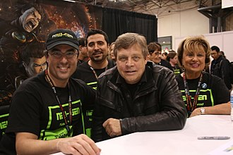 Mark Hamill - Hamill in 2011