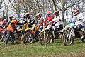 NI Classic Scrambles Club Racing, Delamont, April 2010 (05).JPG