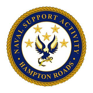 Naval Support Activity Hampton Roads