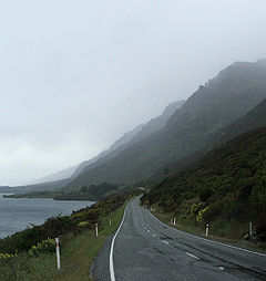 New Zealand State Highway 6 - Wikipedia