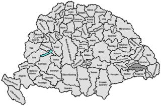 Nagy-Küküllő County county of the Kingdom of Hungary