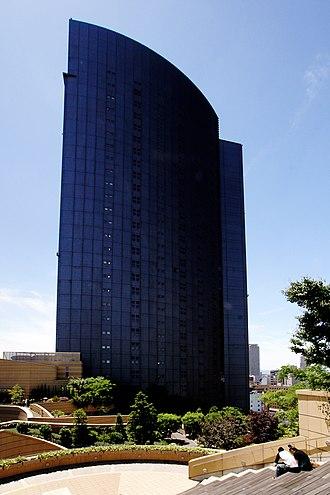 Naniwa-ku, Osaka - Parks Tower