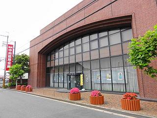 奈良中央信用金庫の本店