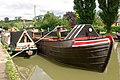 Narrowboats at Stoke Bruerne - geograph.org.uk - 533622.jpg