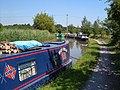 Narrowboats on the Trent and Mersey Canal - geograph.org.uk - 641325.jpg