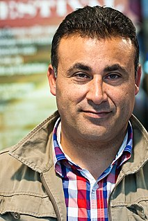 Naser Khader Syrian-Danish politician
