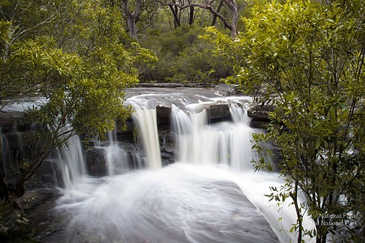 National Falls, Royal National Park