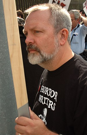 Brian Nelson (screenwriter) - 2007 Writers Guild of America strike