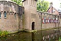 Netherlands-4918 - Outside Wall of Stable Area (12416076794).jpg