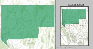 Nevadas 2nd congressional district