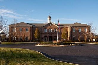 New Albany, Ohio - New Albany City Hall