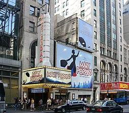 New Amsterdam Theatre in 2007.