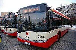New Solaris Urbino 12, Gdańsk