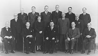First National Government of New Zealand