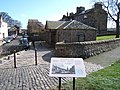 "New information board at the Main Guard - ""Watching the Walls"" - geograph.org.uk - 1221579.jpg"