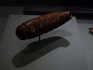 Nose flute - Nguru from New Zealand