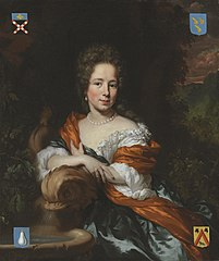 Portrait of Catharina Pels (1665-1704)