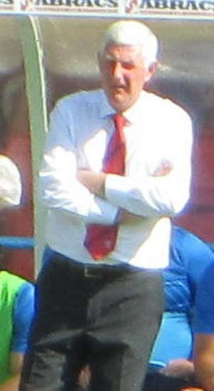 Nigel Worthington - Worthington as manager of York City in 2013