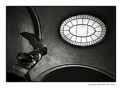 Nike of Samothrace, Paris 16 September 2007.jpg