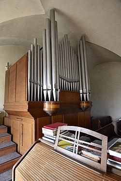 Nikolauskirche Neumarkt im Tauchental Interior 12.jpg