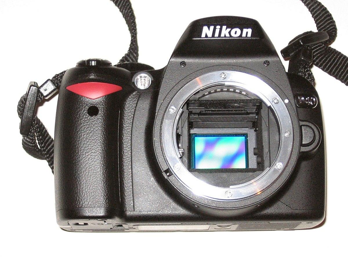 Nikon DX format - Wikipedia