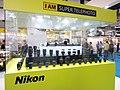 Nikon lenses at TIDPMEE 20111031.jpg