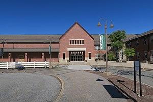 Nipmuc Regional High School - Image: Nipmuc Regional High School, Upton MA