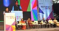 "Nitin Gadkari addressing at the ""Paryatan Parv – Grand Finale"", organised by Mo Tourism in collaboration with other Central Ministries, State Governments and Stakeholders, in New Delhi.jpg"