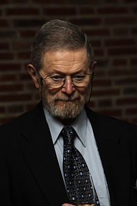 Nobel Laureate George E. Smith (Physics).jpg