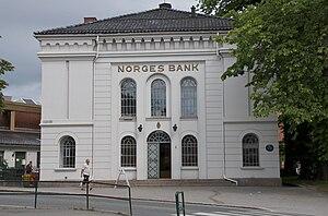 Hother Erich Werner Bøttger -  Norges Bank – Skien