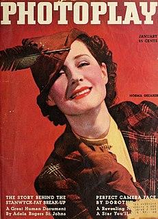 Norma Shearer filmography