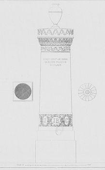 Normand - Monuments funéraires choisis dans les cimetières de Paris - Planche 15 - 2.jpg