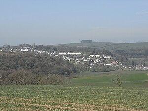 North Molton - Image: North Molton From SE