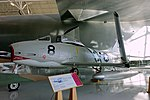 North American FJ-3 Fury, 1955 - Evergreen Aviation & Space Museum - McMinnville, Oregon - DSC00598.jpg