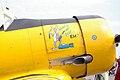North American Harvard II N9793Z Nose 20080809.jpg