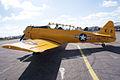 North American SNJ-5 Texan LSideRear TICO 13March2010 (14599494935).jpg