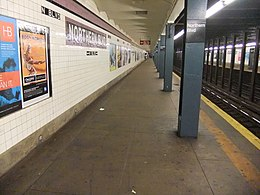 Northern Blvd - Platform.JPG