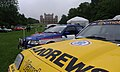 Nottingham Autokarna MMB 08 Ford Escort and Vauxhall Chevette.jpg