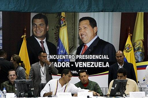 Noveno encuentro presidencial Ecuador - Venezuela (5809139195)