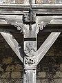 Noyon (60), cathédrale Notre-Dame, bibliothèque du chapitre, façade principale sud-est, détail 2.jpg