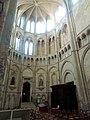 Noyon (60), cathédrale Notre-Dame, croisillon nord, 2e travée, vue vers le nord-est.jpg