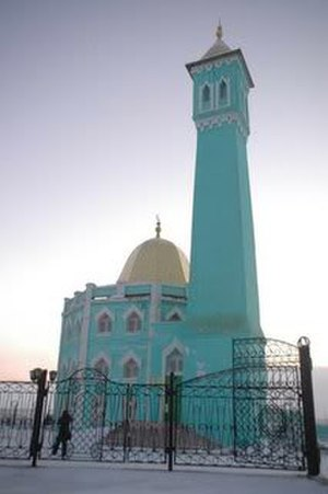 Nord Kamal Mosque - Image: Nurd Kamal Mosque