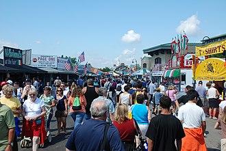 Great New York State Fair - The fair in 2008