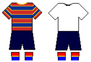Old Northamptonians RFC - ONRFC home and away kit