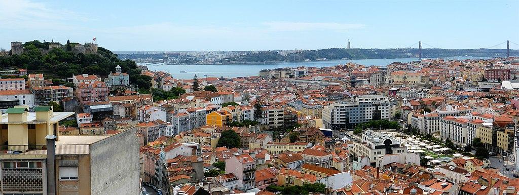 Belvédère Miradouro da Senhora do Monte à Lisbonne - Photo de Reino Baptista