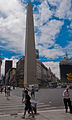 Obelisco, Buenos Aires, Argentina, 29th. Dec. 2010 - Flickr - PhillipC.jpg