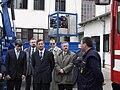 Odbor za obrambo Državnega zbora Republike Slovenije na Zavodu za gasilno in reševalno službo v Sežani 2006.jpg