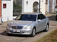 Official state car - Wikipedia